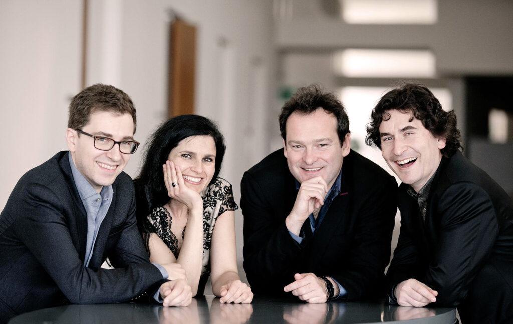 Belcea Quartet - 16 september 19.00 i Helsingborgs konserthus